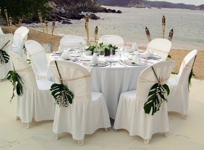 Vestidos de novia baratos hermosos y de buena calidad - Decoracion boda playa ...